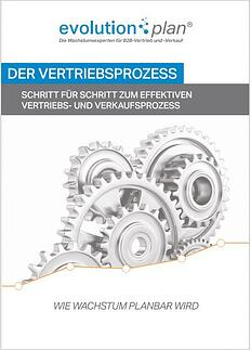 Vertriebsprozess, Verkaufsprozess, Vertriebssteuerung