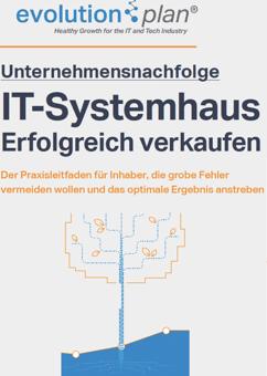 IT-Systemhaus verkaufen - Cover